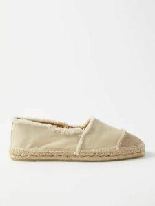 Eckhaus Latta - X Come Tees Lapped Baby Cotton T Shirt - Womens - Grey Multi