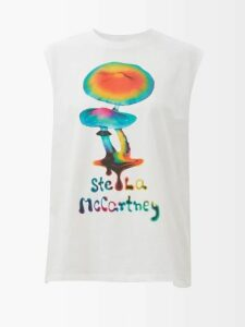 Loewe - Handkerchief-hem Linen And Crepe Skirt - Womens - Dark Green