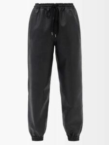 Alexachung - Crinkled High Rise Wrap Crepe Midi Skirt - Womens - Red
