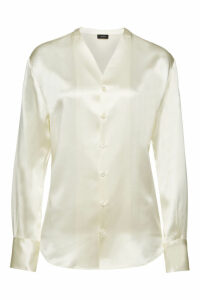 Joseph Silk Blouse