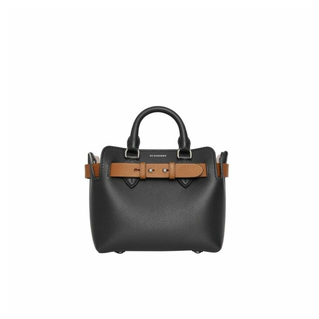 Burberry The Mini Leather Belt Bag
