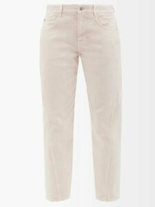 Masscob - Troya Silk Lurex Leopard Pattern Dress - Womens - Black Gold