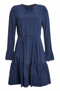 Steffen Schraut Silk Mini Dress