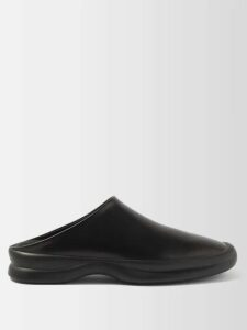 Osman - V Neck Tie Front Dress - Womens - Black