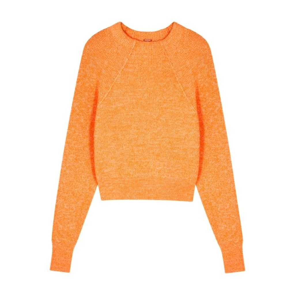 Free People Too Good Cotton-blend Jumper