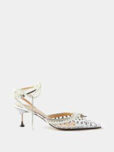 Khaite - The Connie Crepe Dress - Womens - Red