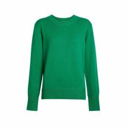 Burberry Archive Logo Applique Cashmere Sweater