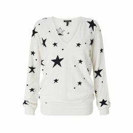 Baukjen Long Sleeves Printed Sweater