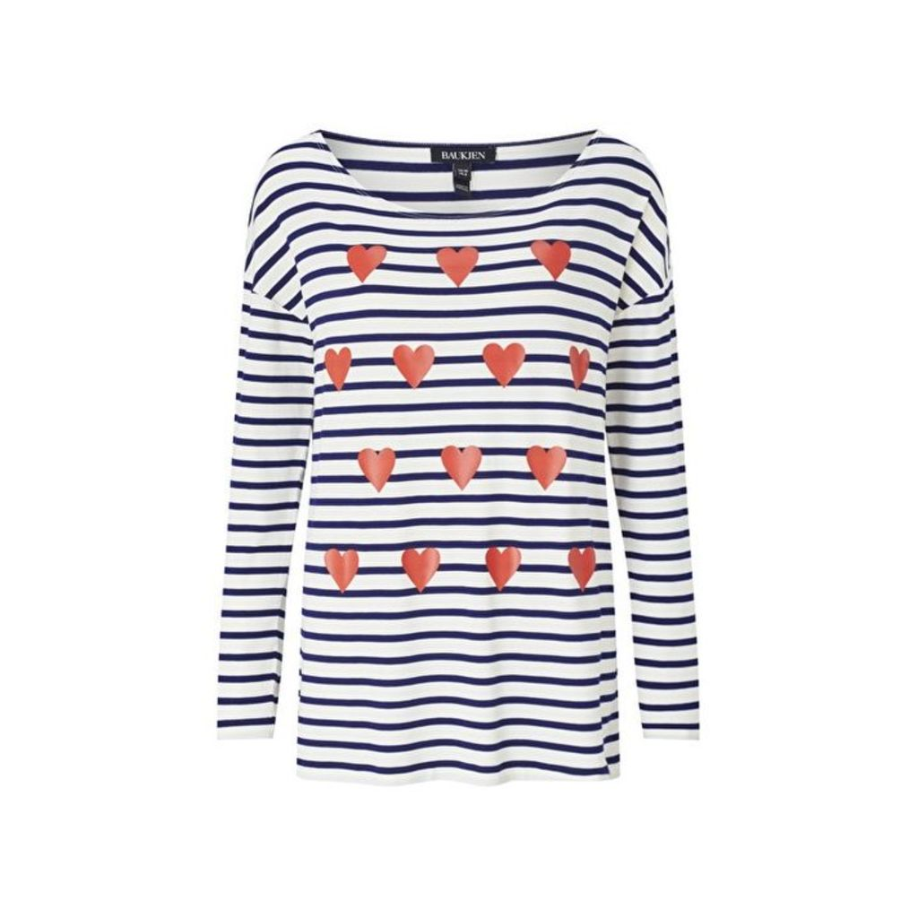 Baukjen Long Sleeve Sailor Sweater