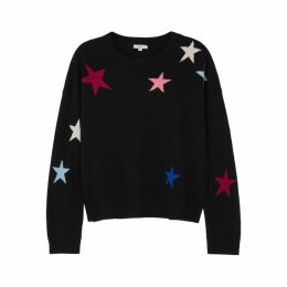 Rails Presley Star-intarsia Wool-blend Jumper