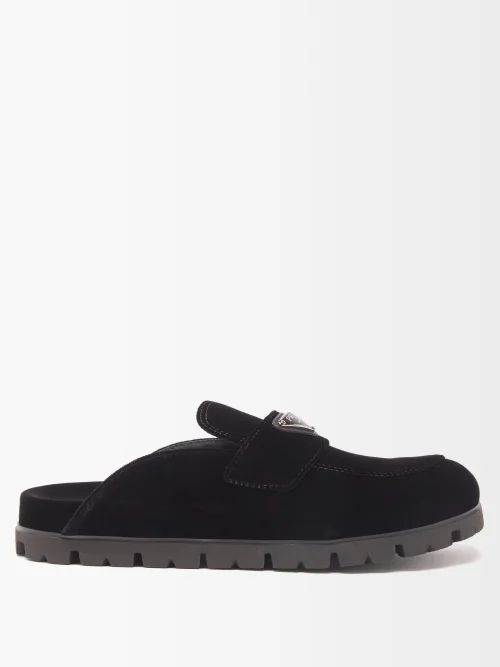 Dolce & Gabbana - Floral Print Tiered Silk Blend Skirt - Womens - Black Multi