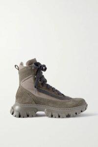 Paloma Blue - Bowie Printed Crepe De Chine Kimono - Pink
