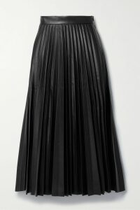 Faithfull The Brand - Rivera Floral-print Crepe Wrap Dress - Brown