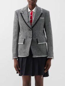 Acne Studios - Linen T Shirt - Womens - Nude