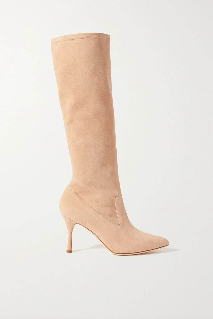 Zimmermann - Wayfarer Belted Floral-print Linen Mini Dress - Cream