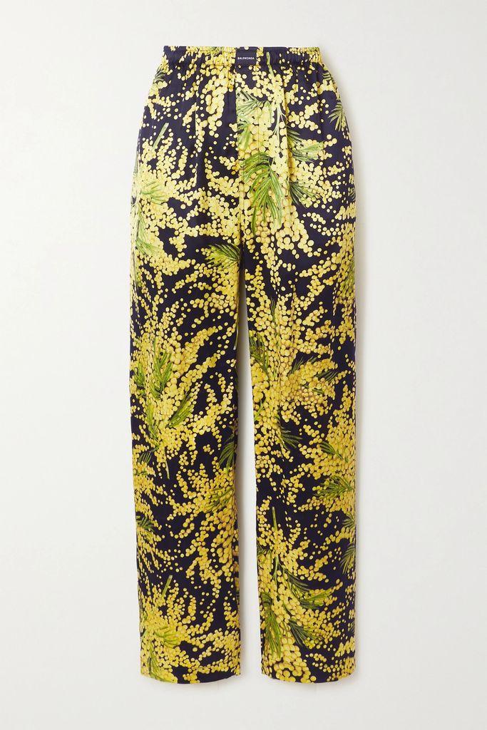 Solid & Striped - Fluted Stretch-ponte Midi Skirt - Cream