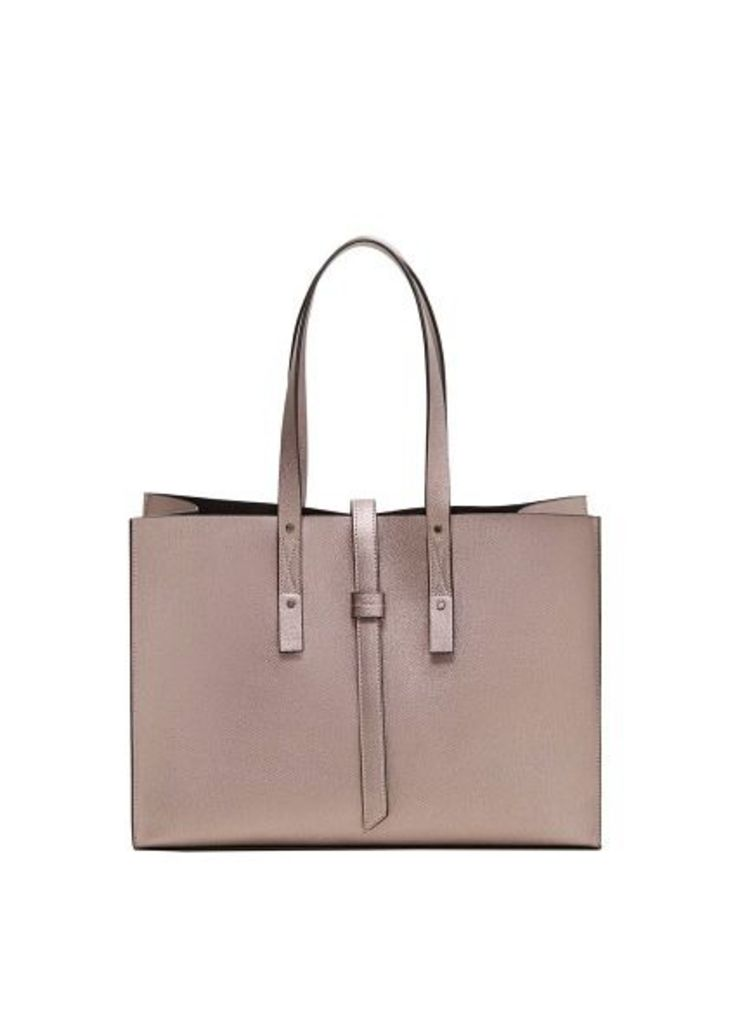 Strap shopper bag