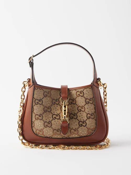 Pallas X Claire Thomson-jonville - Eden Contrast Lapel Single Breasted Wool Blazer - Womens - Light Pink