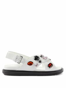 Masscob - Walter Double Breasted Blazer - Womens - White