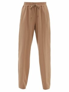 Pallas X Claire Thomson-jonville - Episode Single Breasted Wool Blazer - Womens - Grey