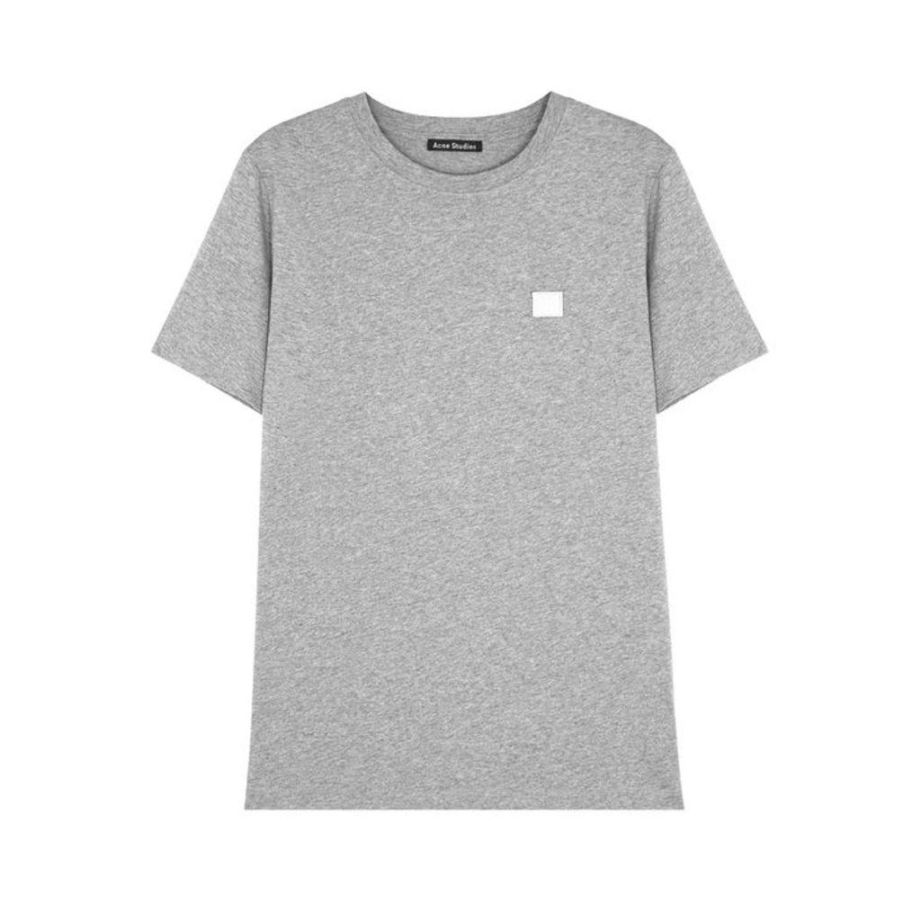 Acne Studios Ellison Grey Cotton T-shirt
