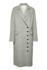 Joseph New Signe Wool Coat with Cashmere