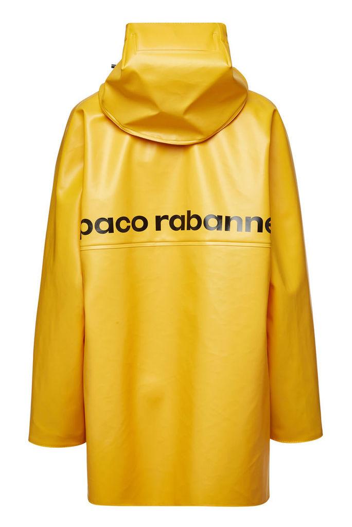 Paco Rabanne PVC Raincoat