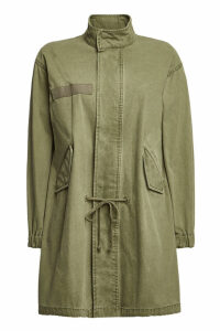 Steffen Schraut Glam Palm Springs Cotton Parka with Sequins