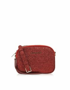 Lancaster Paris Designer Handbags, Actual Shiny Mini Crossbody Bag