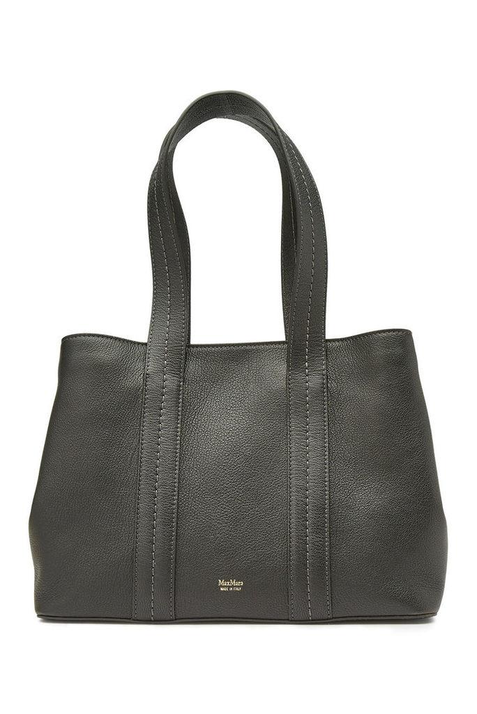 Max Mara Beatriz Leather Handbag