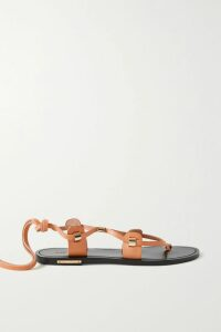 Vince - Belted Brushed-felt Coat - Blush