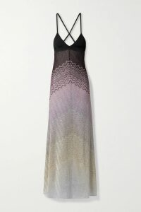 Alexander McQueen - Asymmetric Double-breasted Frayed Wool And Cashmere-blend Coat - Beige