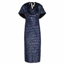 Roland Mouret Marianne Sequinned Mini Dress