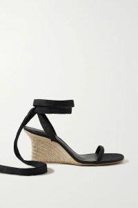Mansur Gavriel - Silk-satin Maxi Dress - Blush