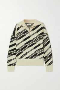 Totême - Cambridge Merino Wool And Cashmere-blend Turtleneck Sweater - Beige