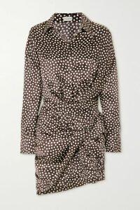 Gucci - Oversized Metallic Intarsia Knitted Sweater - Black