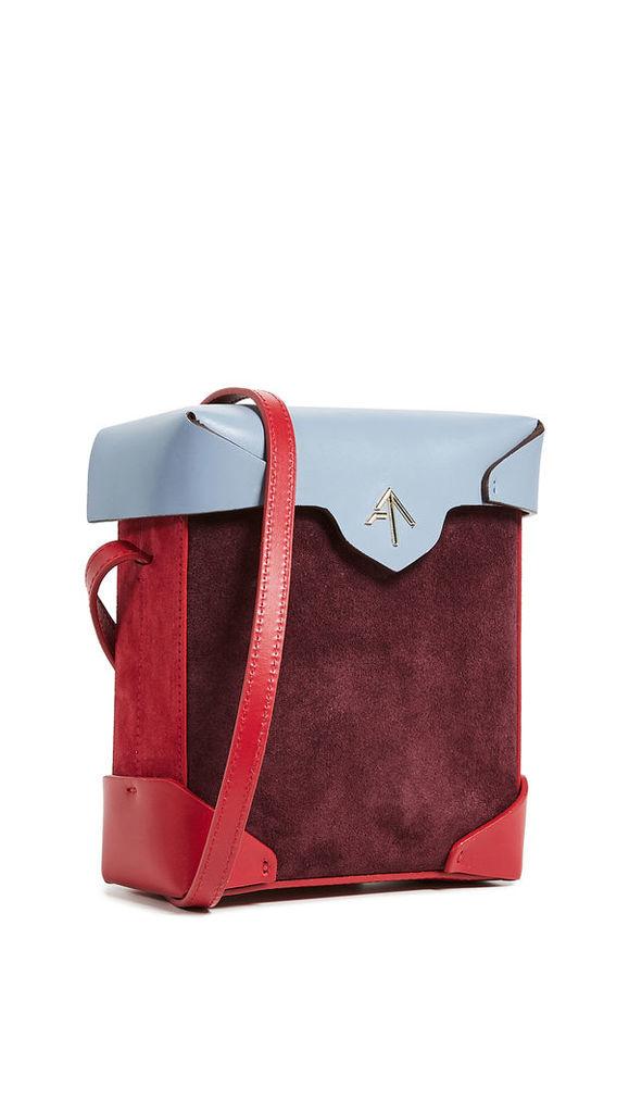 MANU Atelier Mini Combo Pristine Box Bag