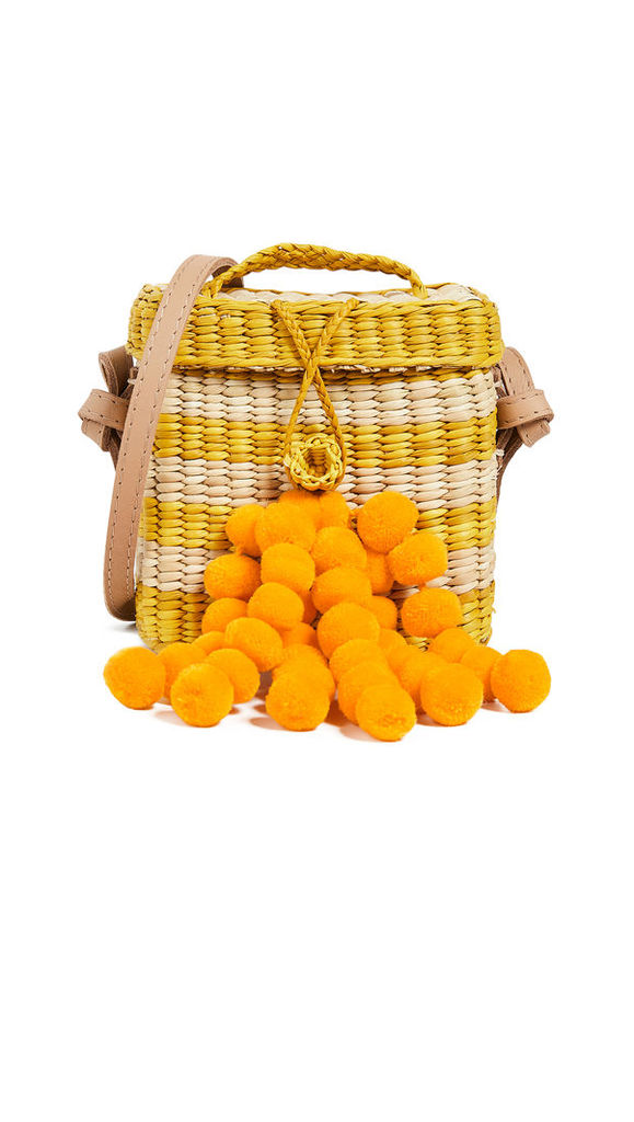 Nannacay XS Baby Roge Pom Pom Bag