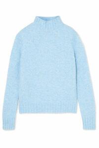 J.Crew - Isabel Knitted Turtleneck Sweater - Blue