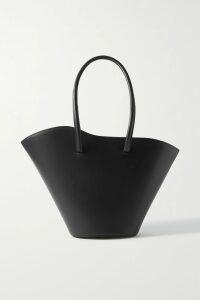 Ulla Johnson - Maya Ruched Embroidered Satin Midi Dress - Coral