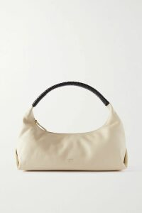 Dolce & Gabbana - Tulle And Lace-trimmed Cady Dress - Black