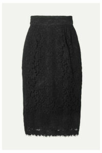 J.Crew - Lace Skirt - Black