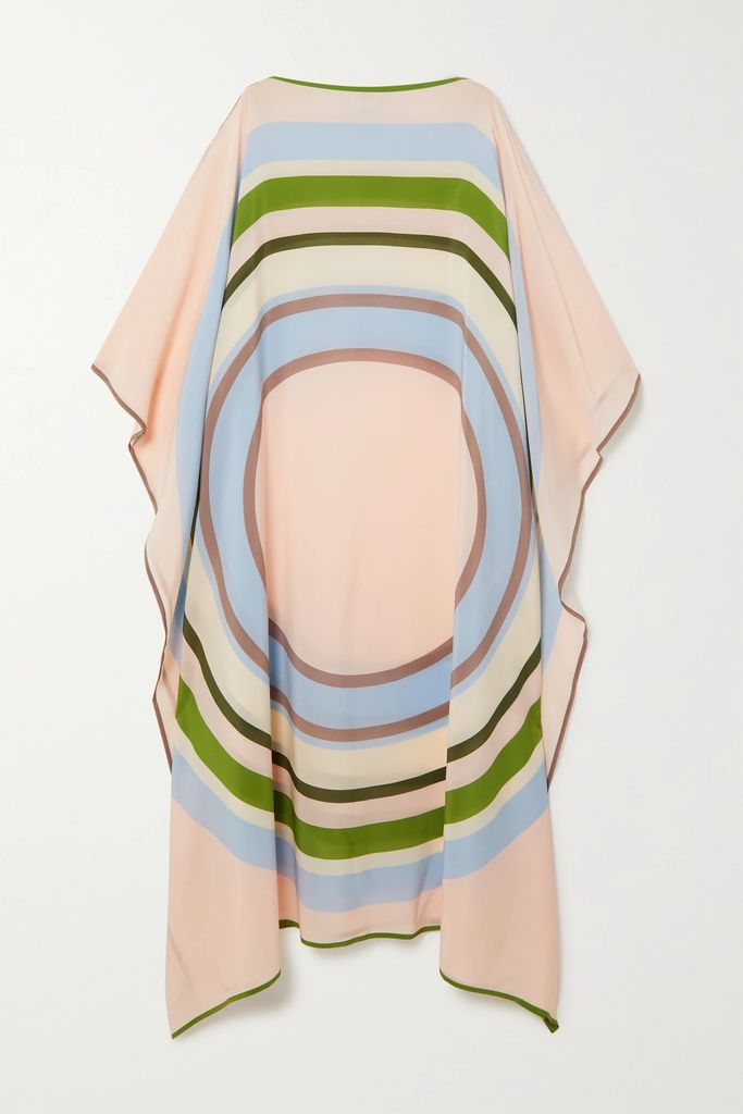 REDValentino - Pleated Lace And Crepe Skirt - Black