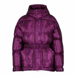 IENKI IENKI Michelin Metallic Purple Shell Jacket