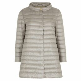 Herno Iconic Rassella Ultralite Quilted Shell Jacket