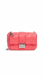 What Goes Around Comes Around Dior Pink Miss Dior Pouch