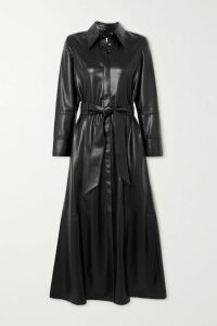 Paul & Joe - Audrey Floral-print Cotton-poplin Midi Skirt - Navy