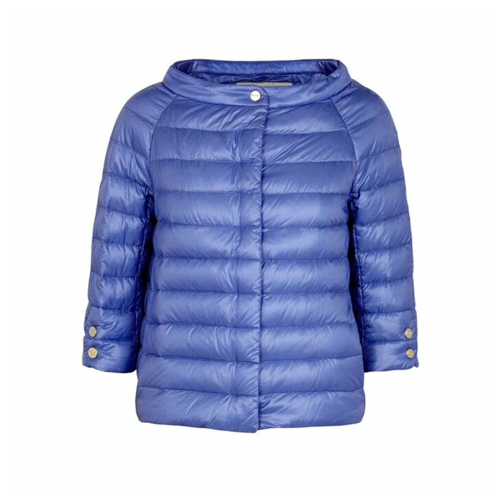 Herno Ultralight Quilted Shell Jacket