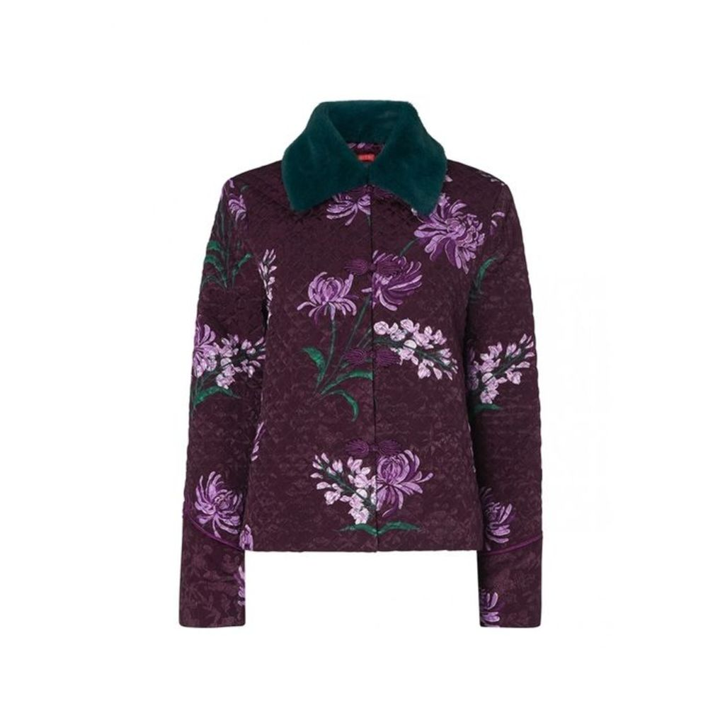 Kitri Joelle Quilted Evening Jacket
