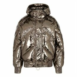 IENKI IENKI Dunlope Metallic Shell Jacket